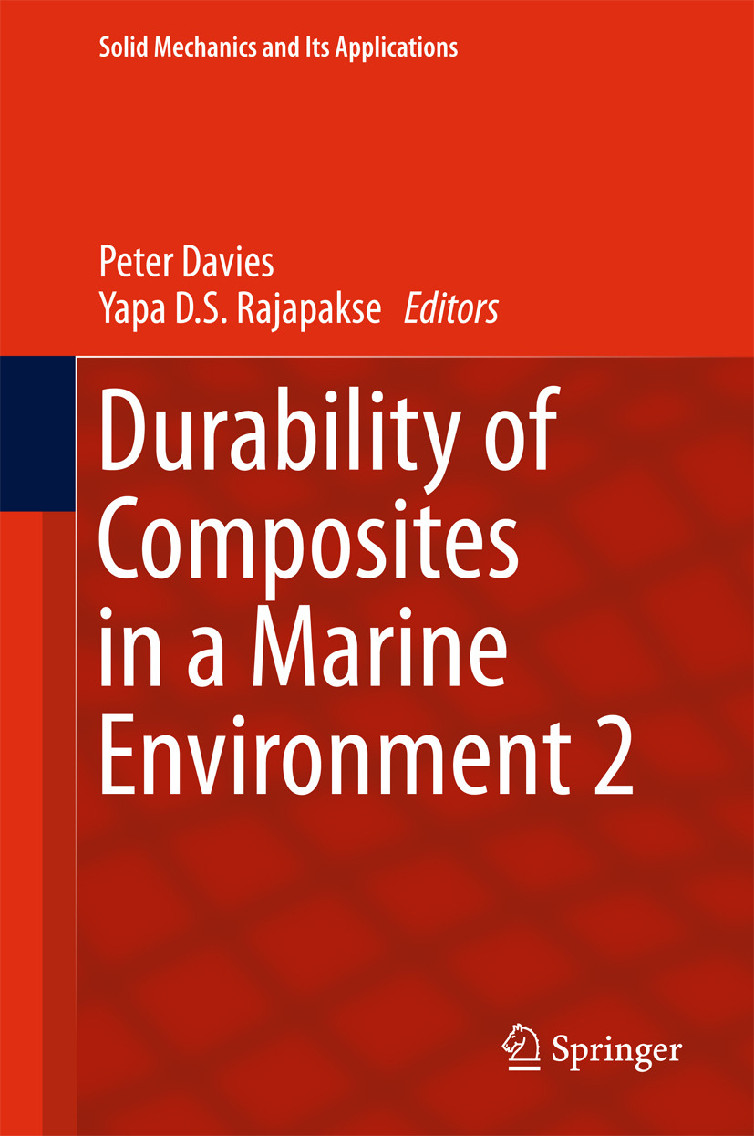 Davies, Peter - Durability of Composites in a Marine Environment 2, ebook