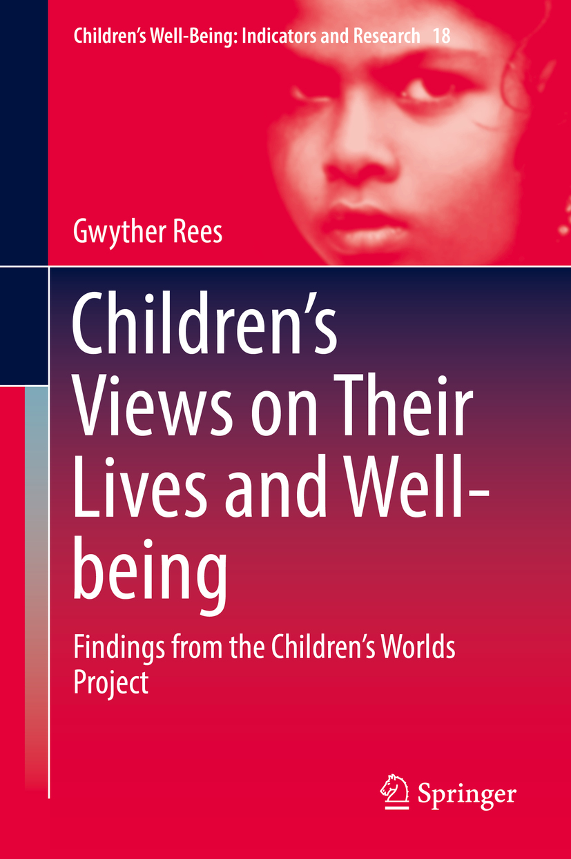 Rees, Gwyther - Children's Views on Their Lives and Well-being, ebook