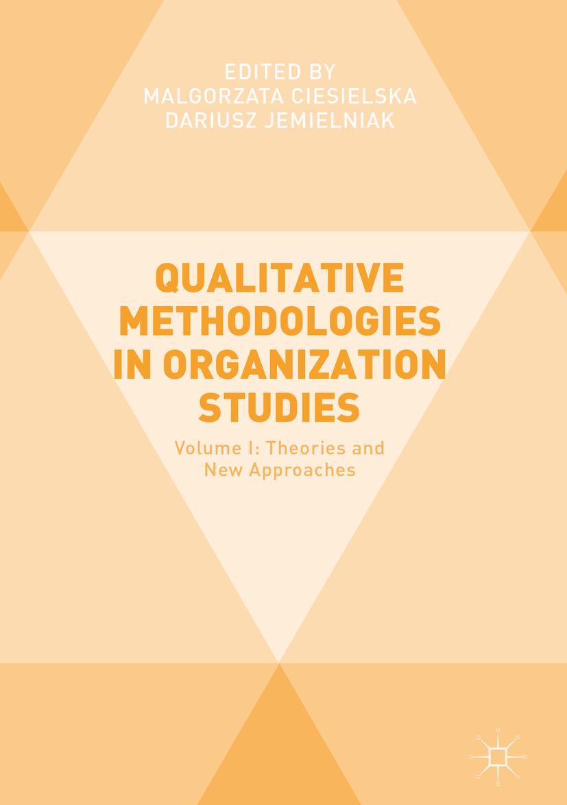 Ciesielska, Malgorzata - Qualitative Methodologies in Organization Studies, ebook