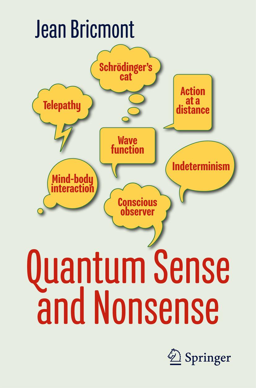 Bricmont, Jean - Quantum Sense and Nonsense, ebook