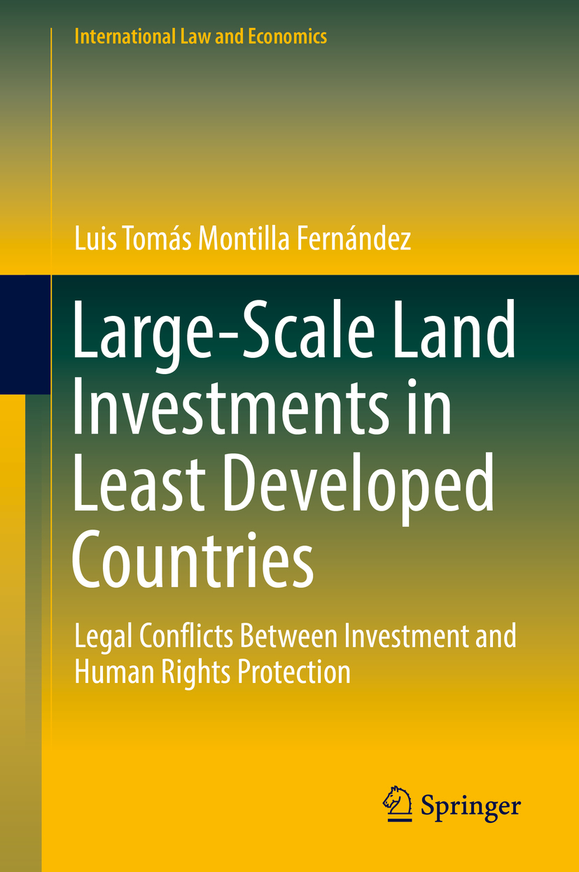 Fernández, Luis Tomás Montilla - Large-Scale Land Investments in Least Developed Countries, ebook