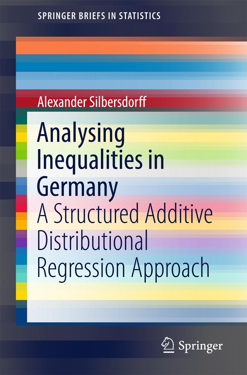 Silbersdorff, Alexander - Analysing Inequalities in Germany, ebook