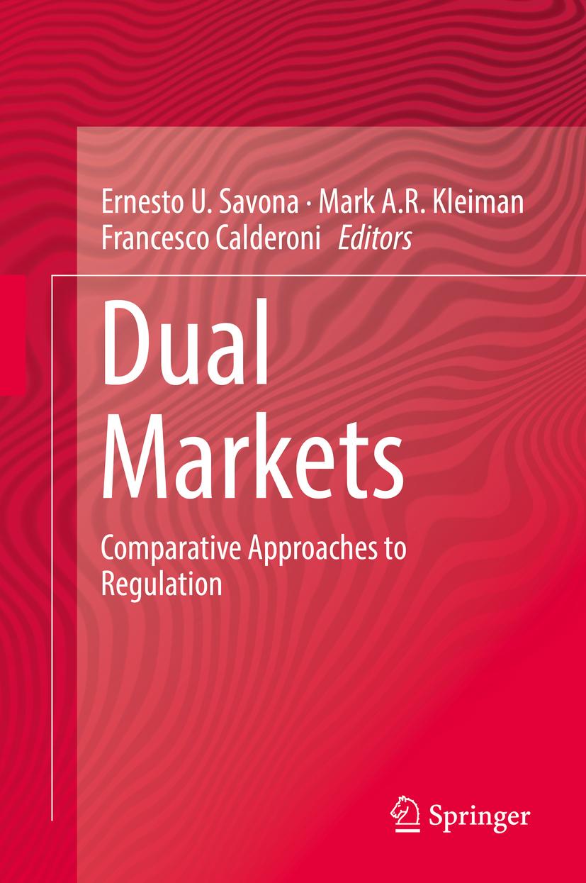 Calderoni, Francesco - Dual Markets, ebook