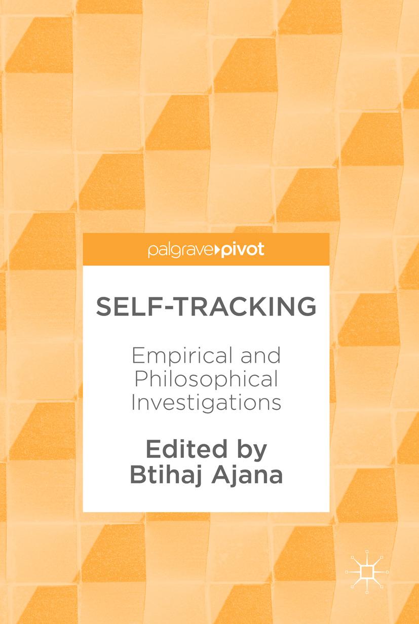 Ajana, Btihaj - Self-Tracking, ebook