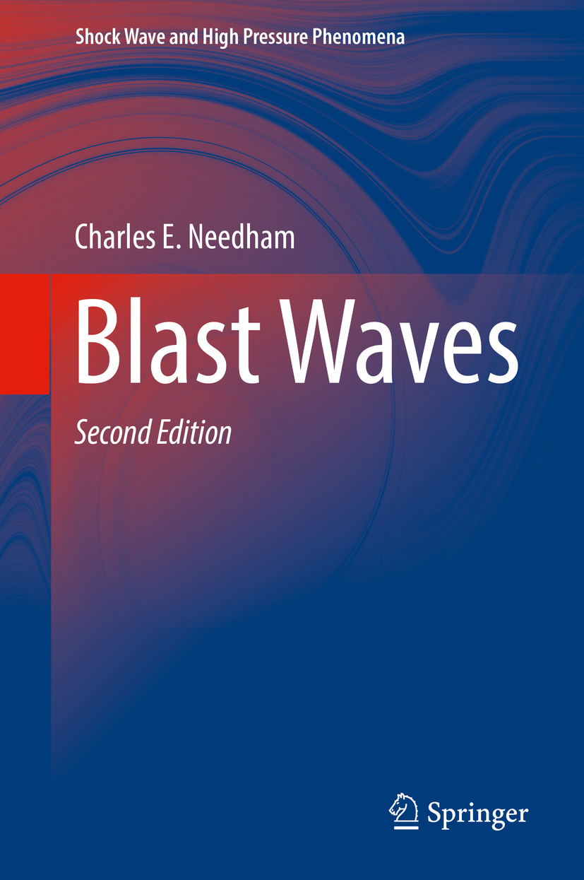 Needham, Charles E. - Blast Waves, ebook