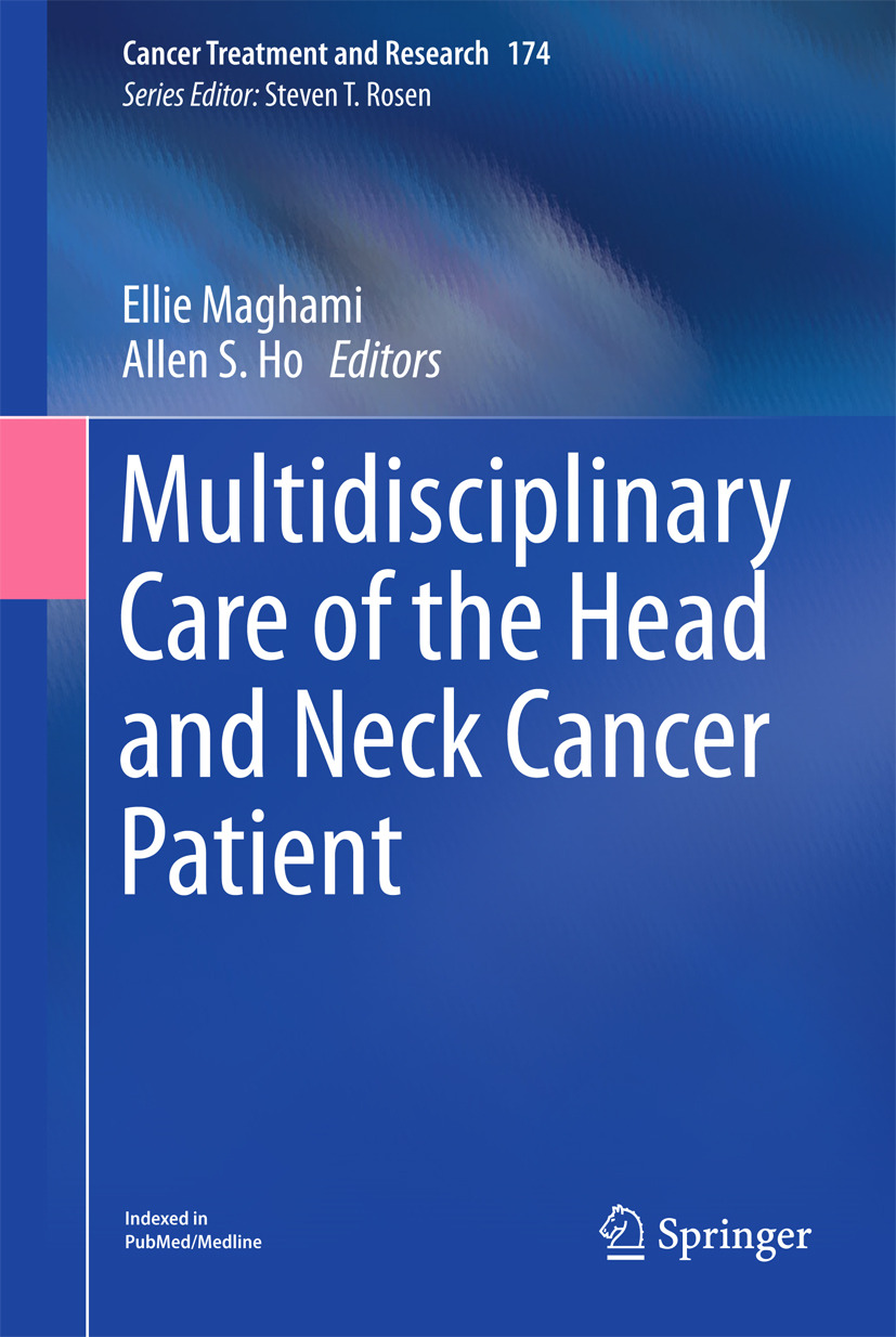 Ho, Allen S. - Multidisciplinary Care of the Head and Neck Cancer Patient, ebook