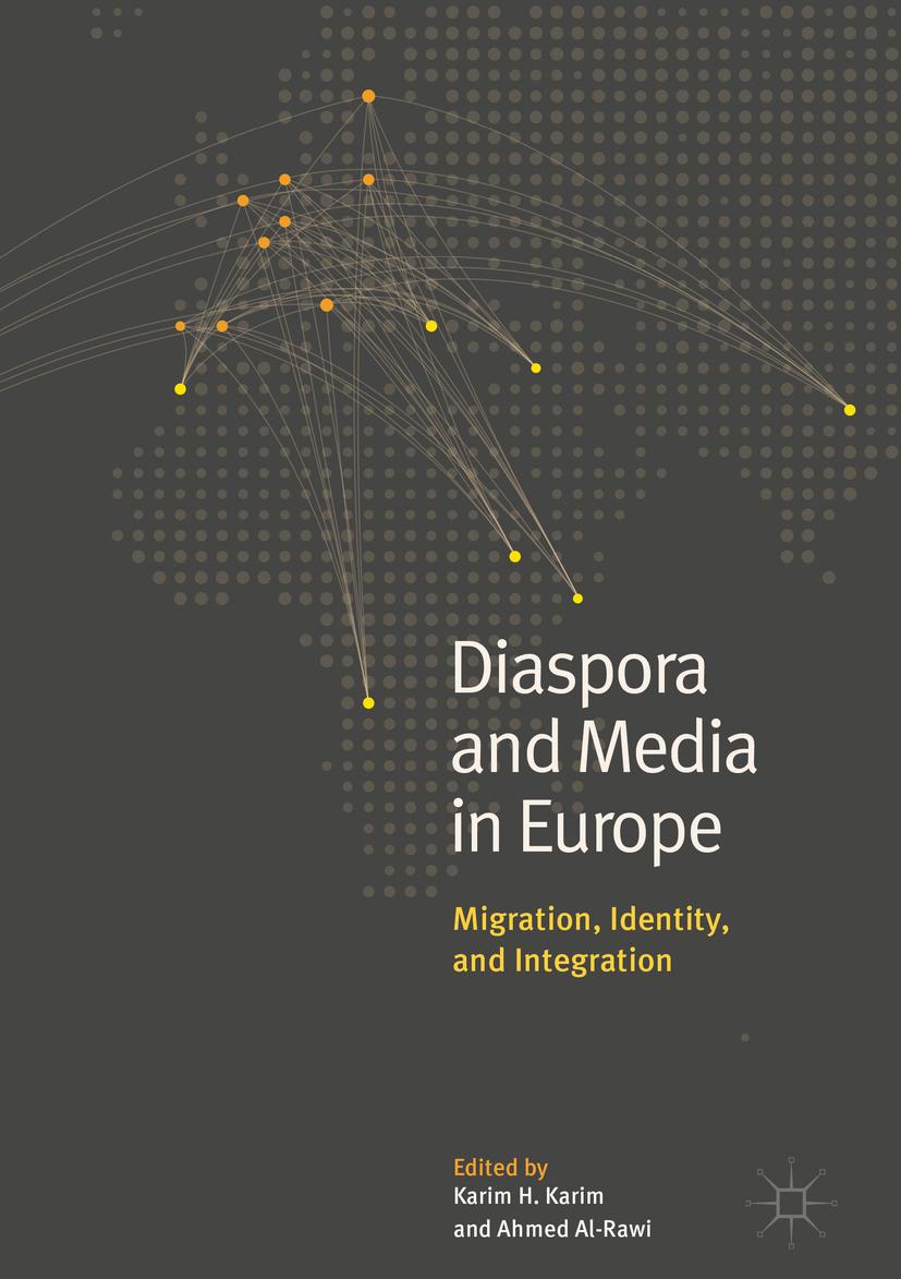 Al-Rawi, Ahmed - Diaspora and Media in Europe, ebook