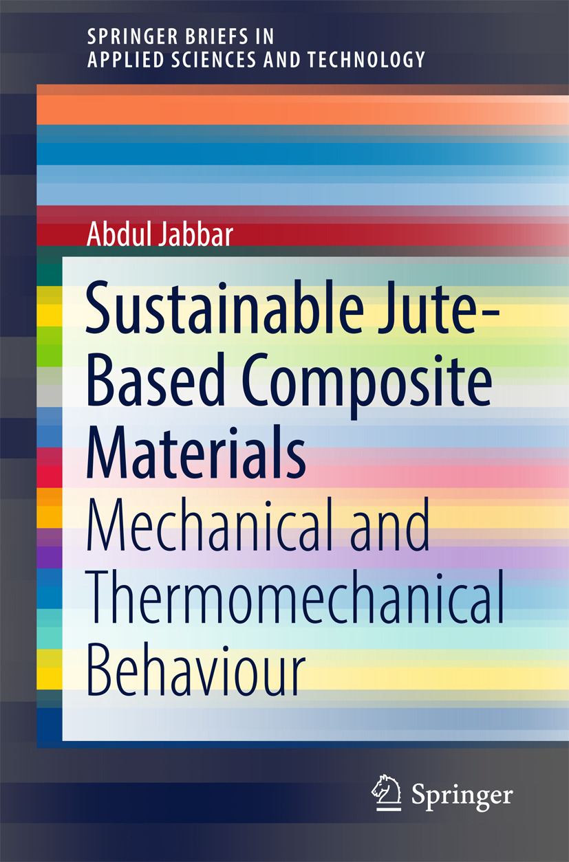 Jabbar, Abdul - Sustainable Jute-Based Composite Materials, ebook