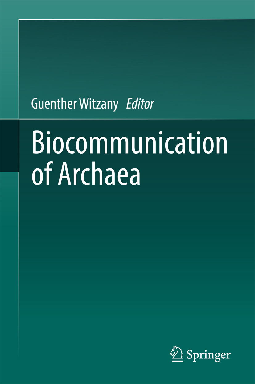 Witzany, Guenther - Biocommunication of Archaea, ebook