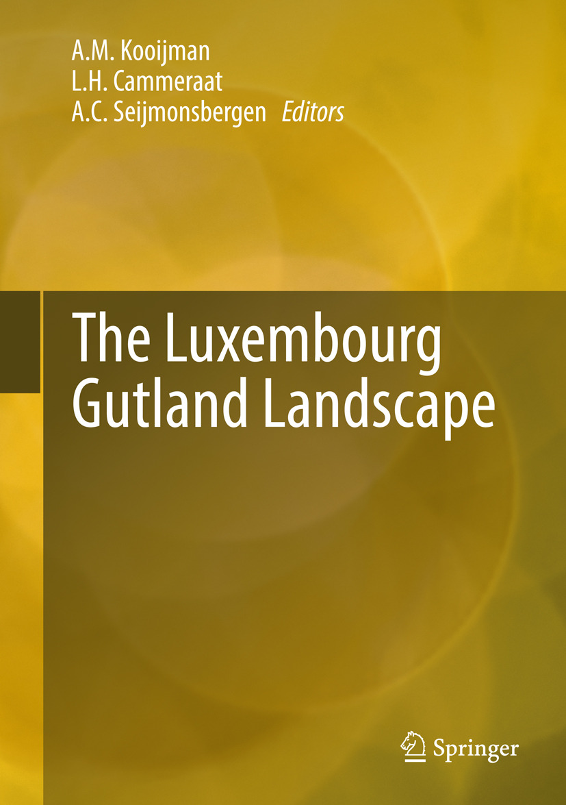 Cammeraat, L.H. - The Luxembourg Gutland Landscape, ebook