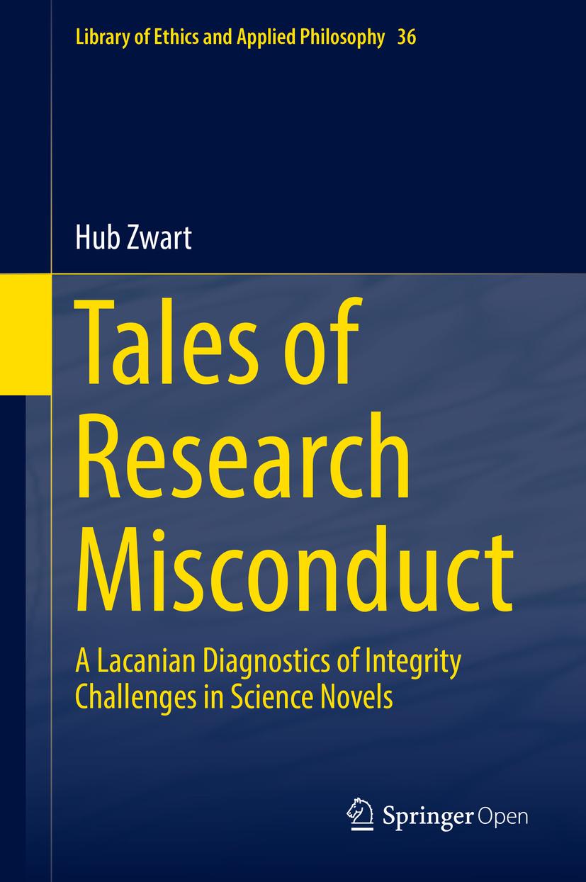 Zwart, Hub - Tales of Research Misconduct, ebook