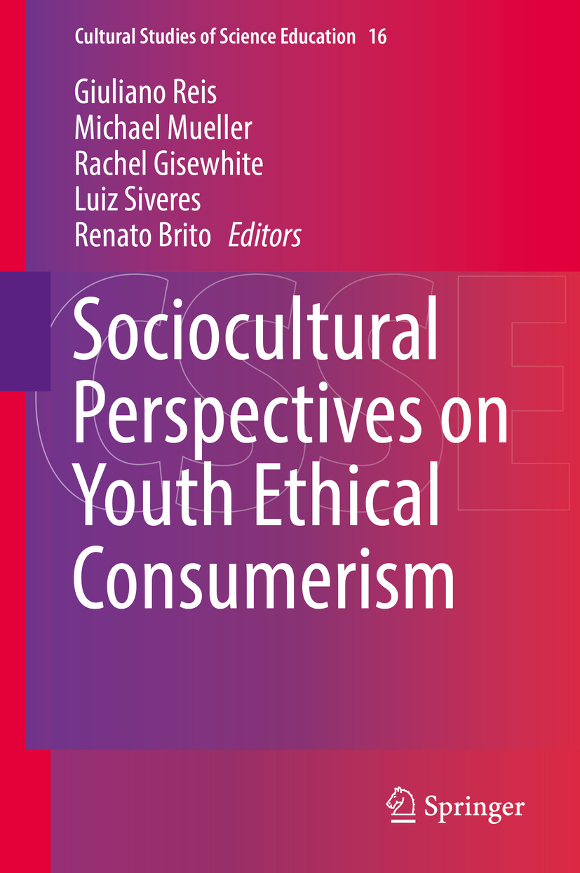 Brito, Renato - Sociocultural Perspectives on Youth Ethical Consumerism, ebook