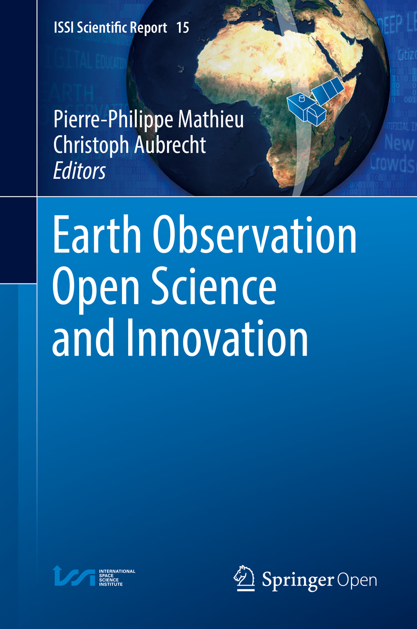 Aubrecht, Christoph - Earth Observation Open Science and Innovation, ebook