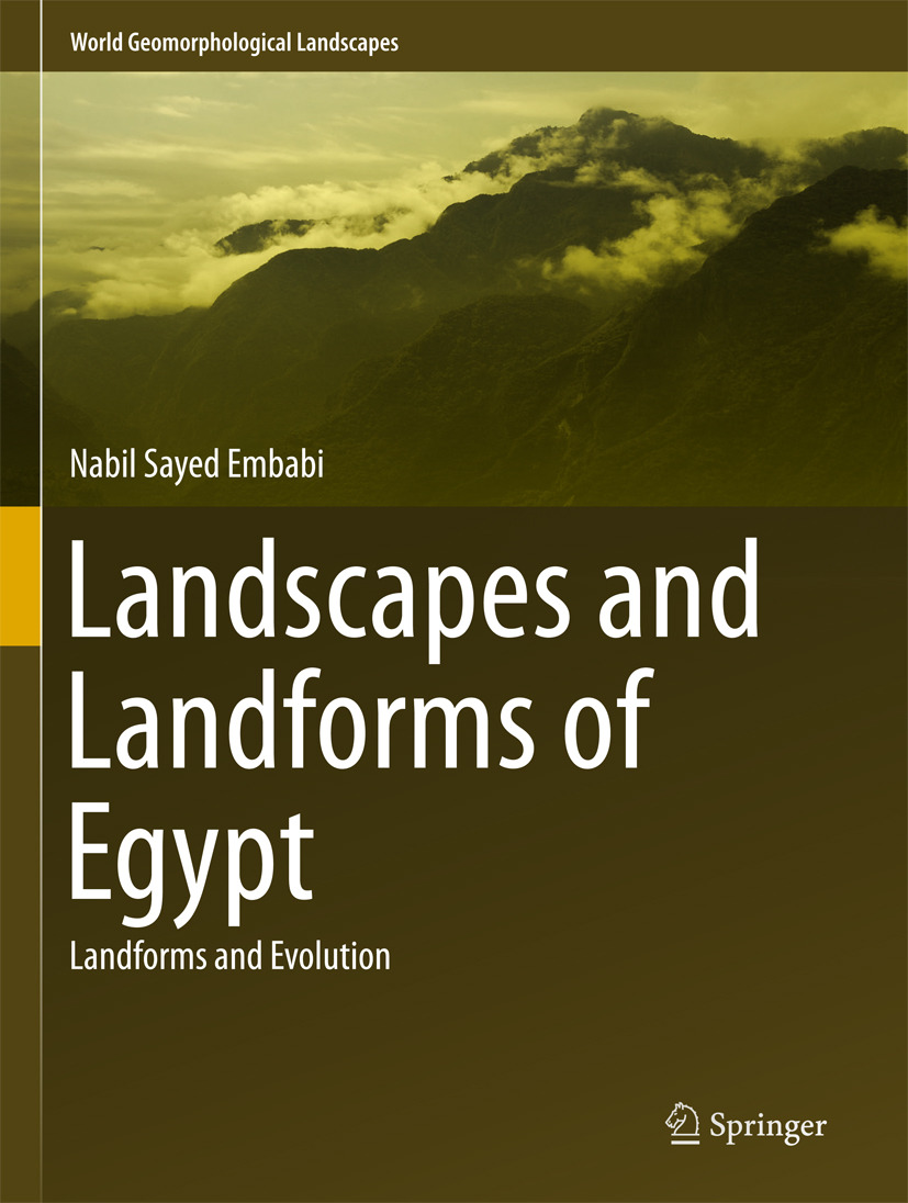 Embabi, Nabil Sayed - Landscapes and Landforms of Egypt, ebook
