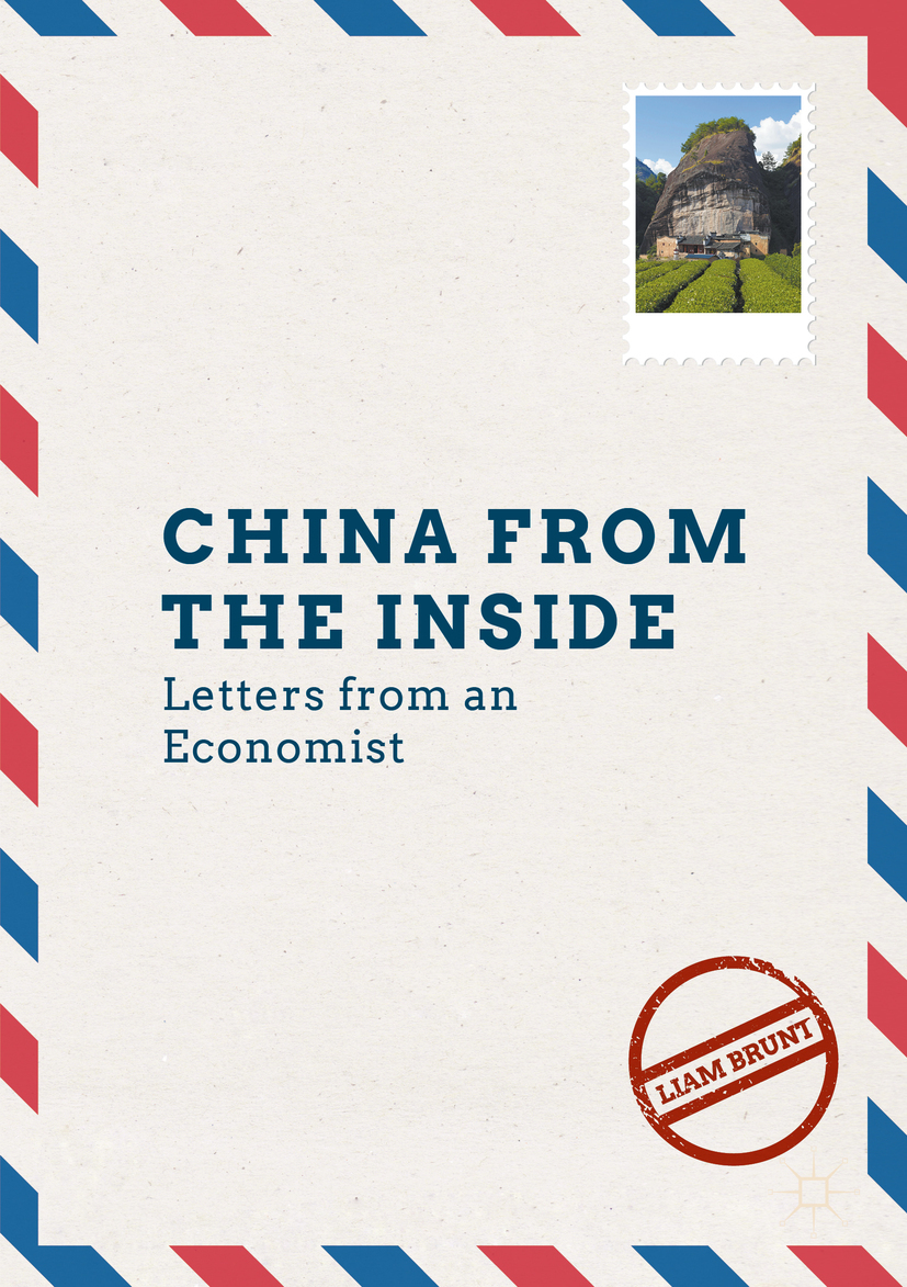 Brunt, Liam - China from the Inside, ebook