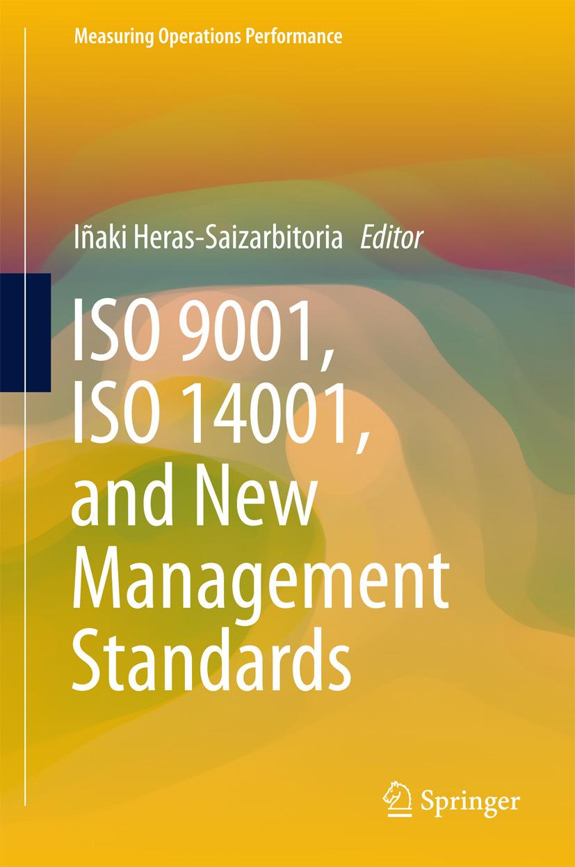 Heras-Saizarbitoria, Iñaki - ISO 9001, ISO 14001, and New Management Standards, ebook