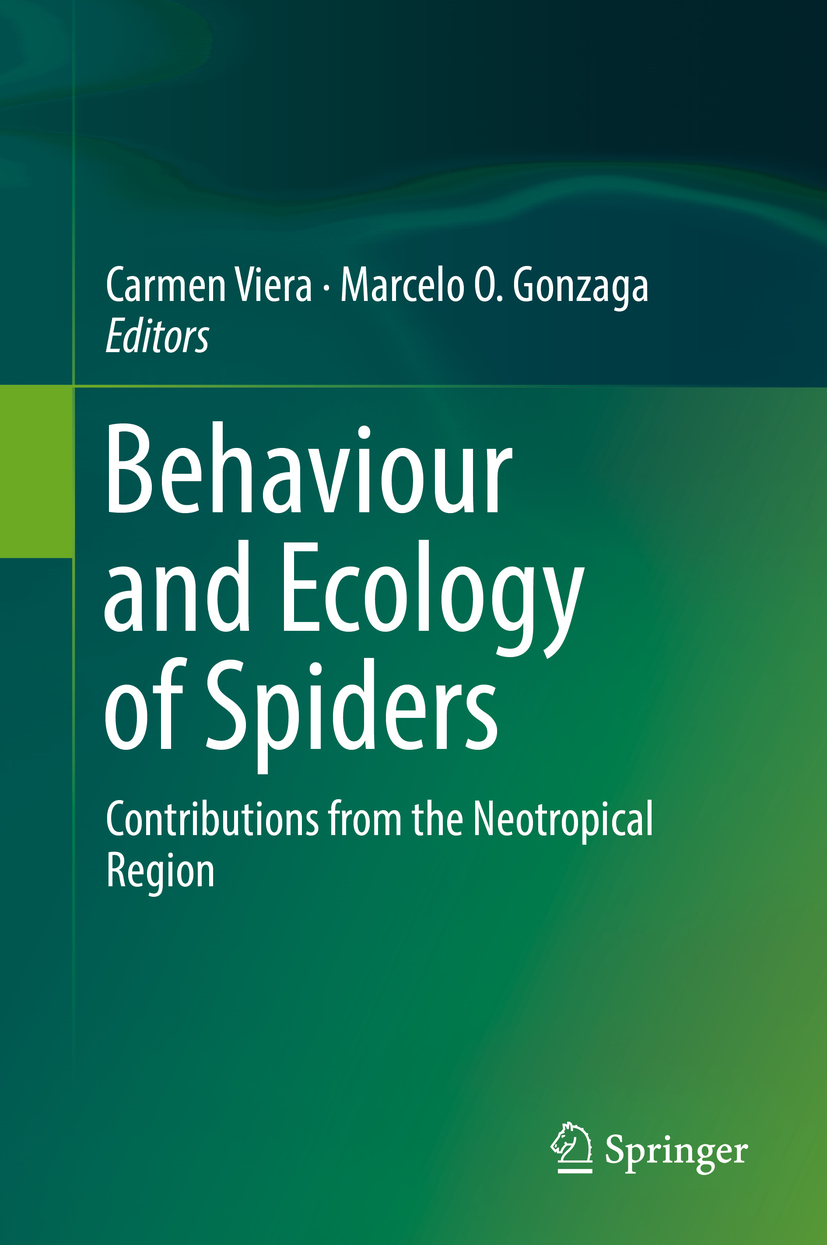 Gonzaga, Marcelo O. - Behaviour and Ecology of Spiders, ebook