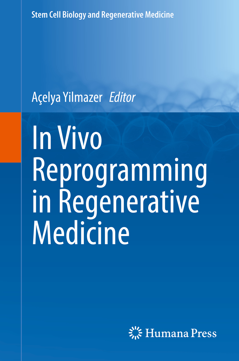 Yilmazer, Açelya - In Vivo Reprogramming in Regenerative Medicine, ebook