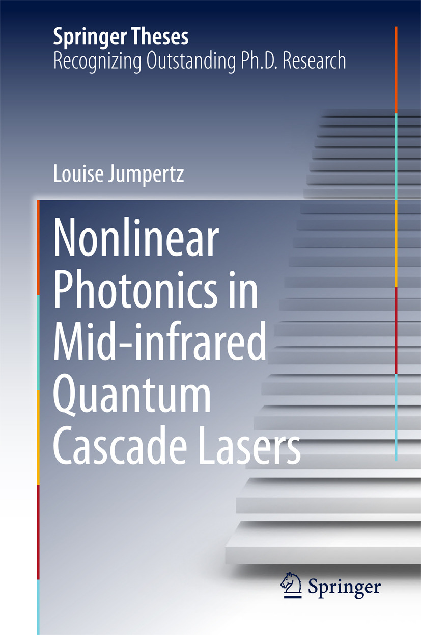 Jumpertz, Louise - Nonlinear Photonics in Mid-infrared Quantum Cascade Lasers, ebook
