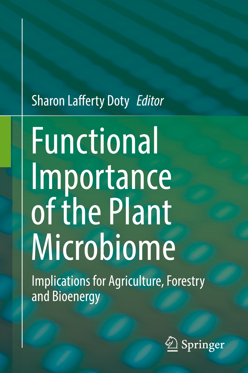Doty, Sharon Lafferty - Functional Importance of the Plant Microbiome, ebook