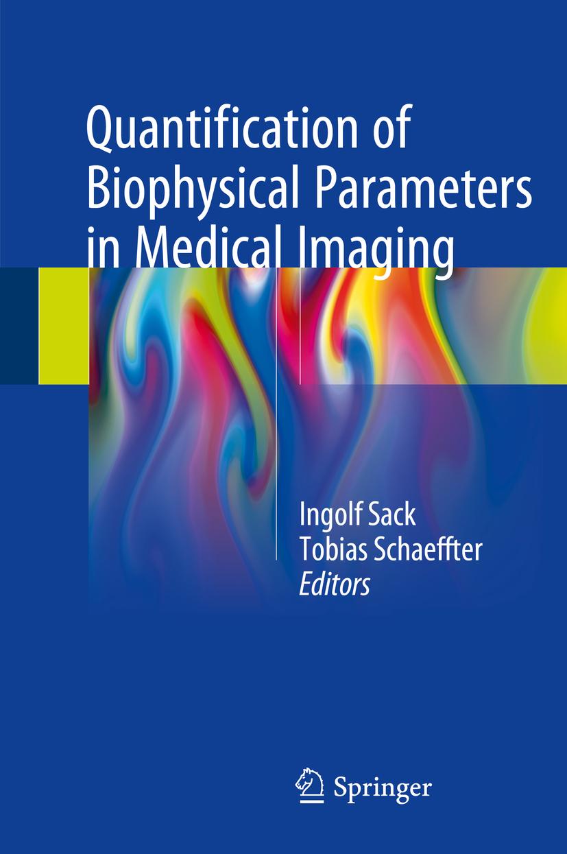 Sack, Ingolf - Quantification of Biophysical Parameters in Medical Imaging, e-bok