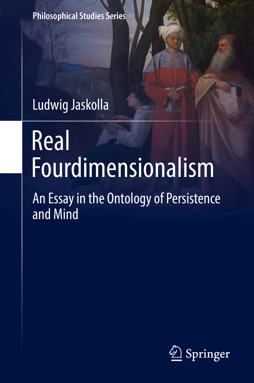 Jaskolla, Ludwig - Real Fourdimensionalism, ebook