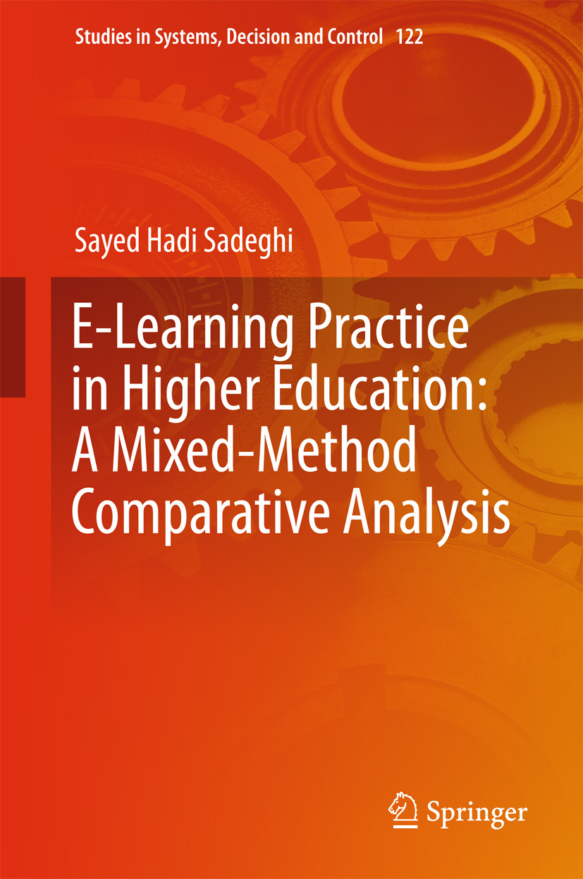 Sadeghi, Sayed Hadi - E-Learning Practice in Higher Education: A Mixed-Method Comparative Analysis, ebook