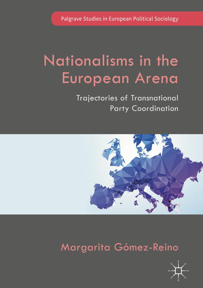 Gómez-Reino, Margarita - Nationalisms in the European Arena, ebook