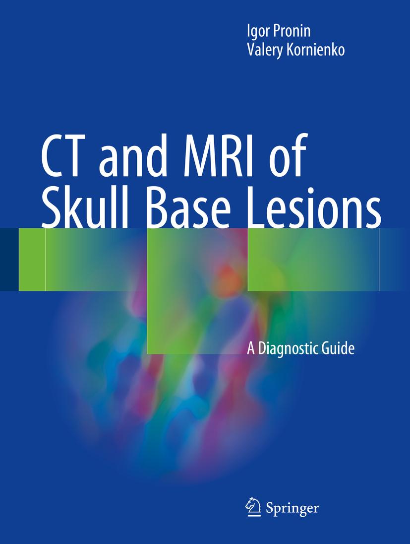 Kornienko, Valery - CT and MRI of Skull Base Lesions, ebook
