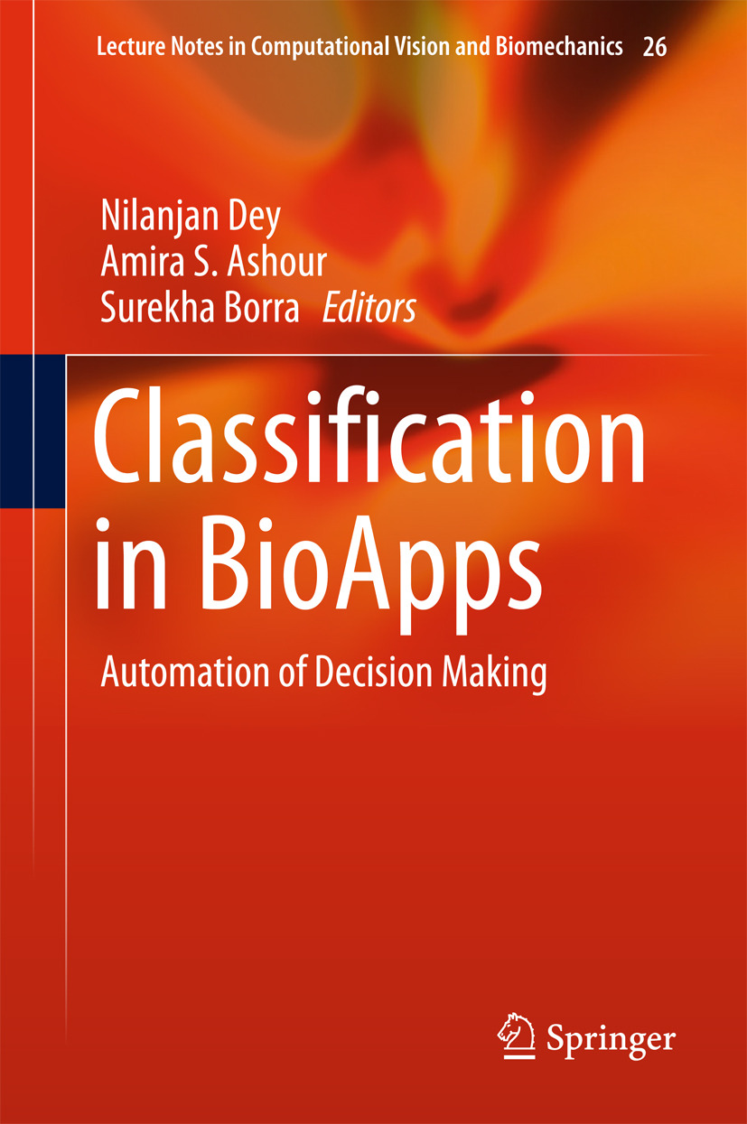 Ashour, Amira S. - Classification in BioApps, e-kirja