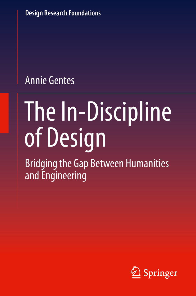Gentes, Annie - The In-Discipline of Design, ebook