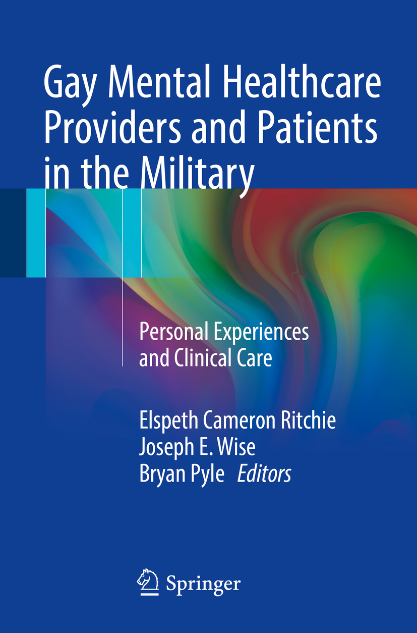 Pyle, Bryan - Gay Mental Healthcare Providers and Patients in the Military, ebook