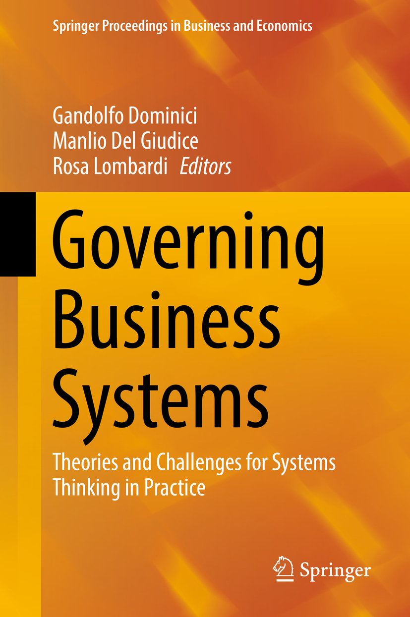 Dominici, Gandolfo - Governing Business Systems, ebook