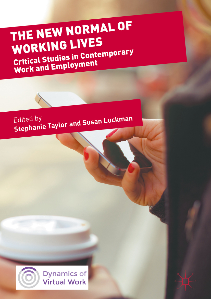 Luckman, Susan - The New Normal of Working Lives, ebook