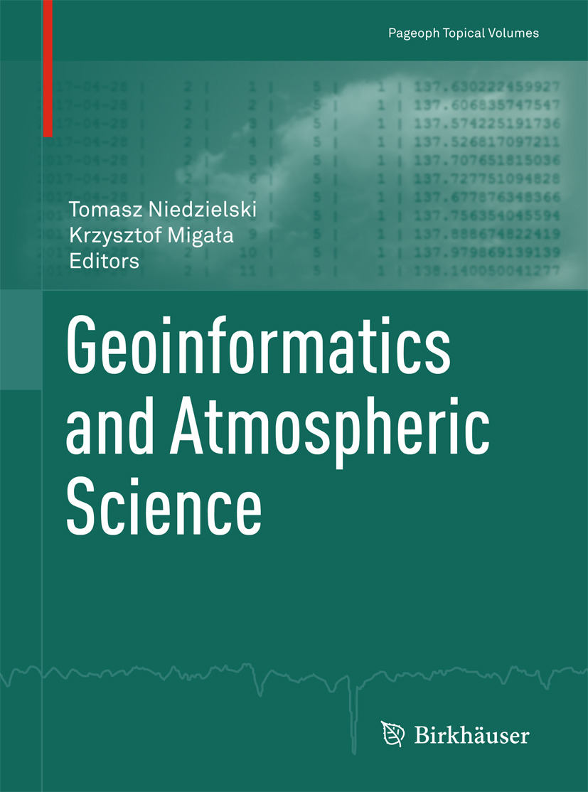 Migała, Krzysztof - Geoinformatics and Atmospheric Science, ebook