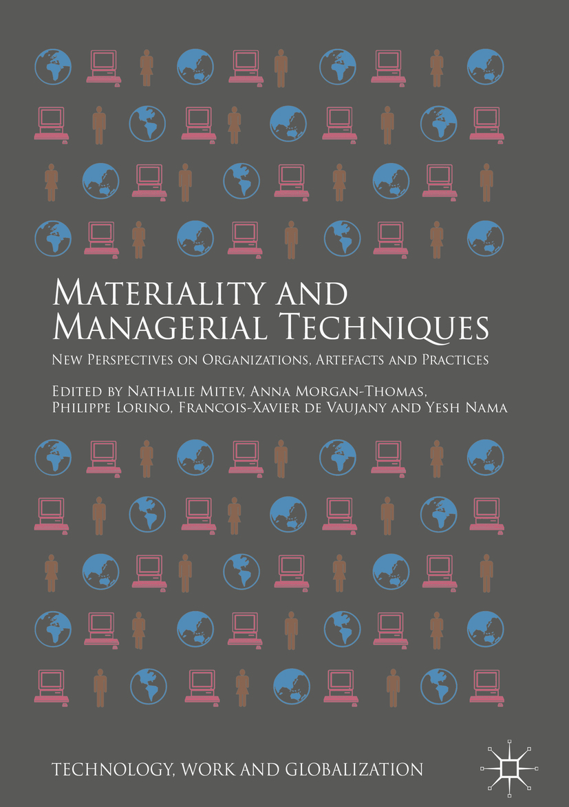 Lorino, Philippe - Materiality and Managerial Techniques, ebook