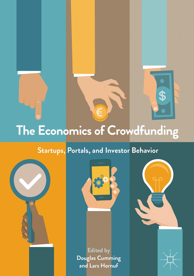 Cumming, Douglas - The Economics of Crowdfunding, ebook