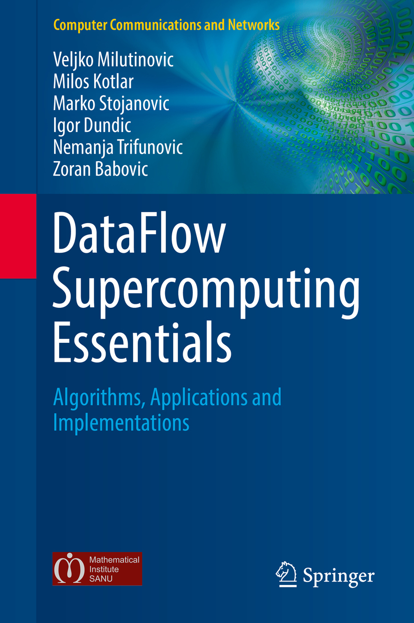 Babovic, Zoran - DataFlow Supercomputing Essentials, ebook