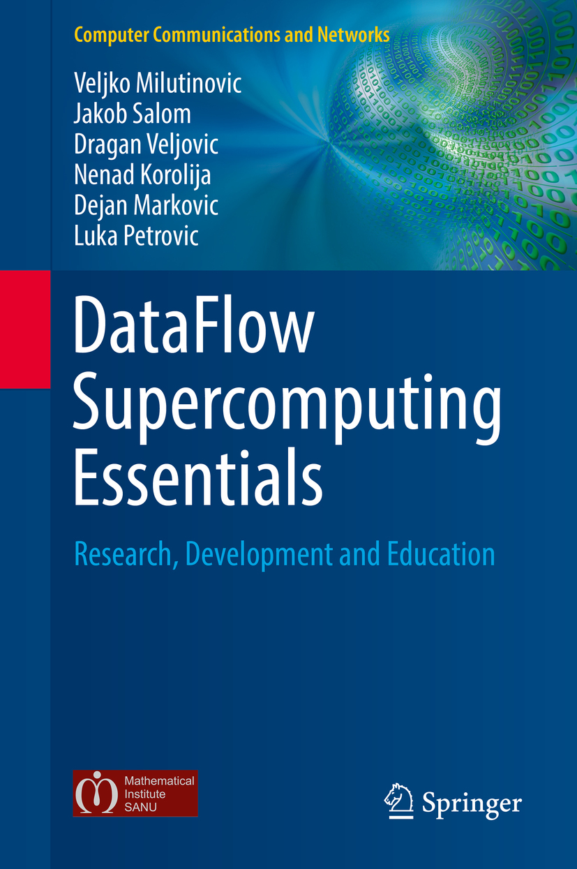Korolija, Nenad - DataFlow Supercomputing Essentials, ebook