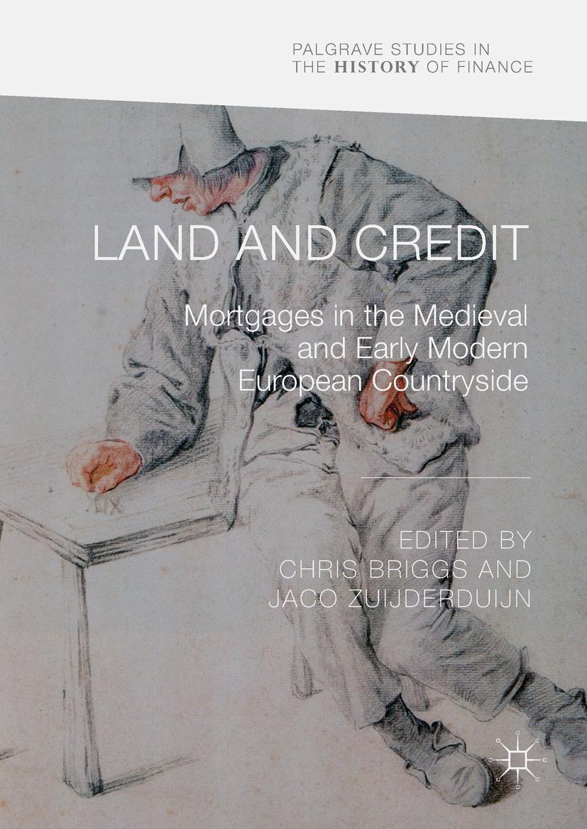 Briggs, Chris - Land and Credit, ebook