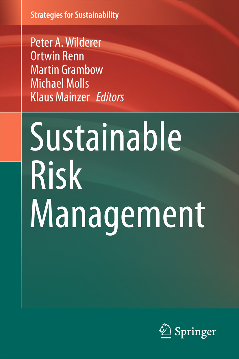 Grambow, Martin - Sustainable Risk Management, ebook
