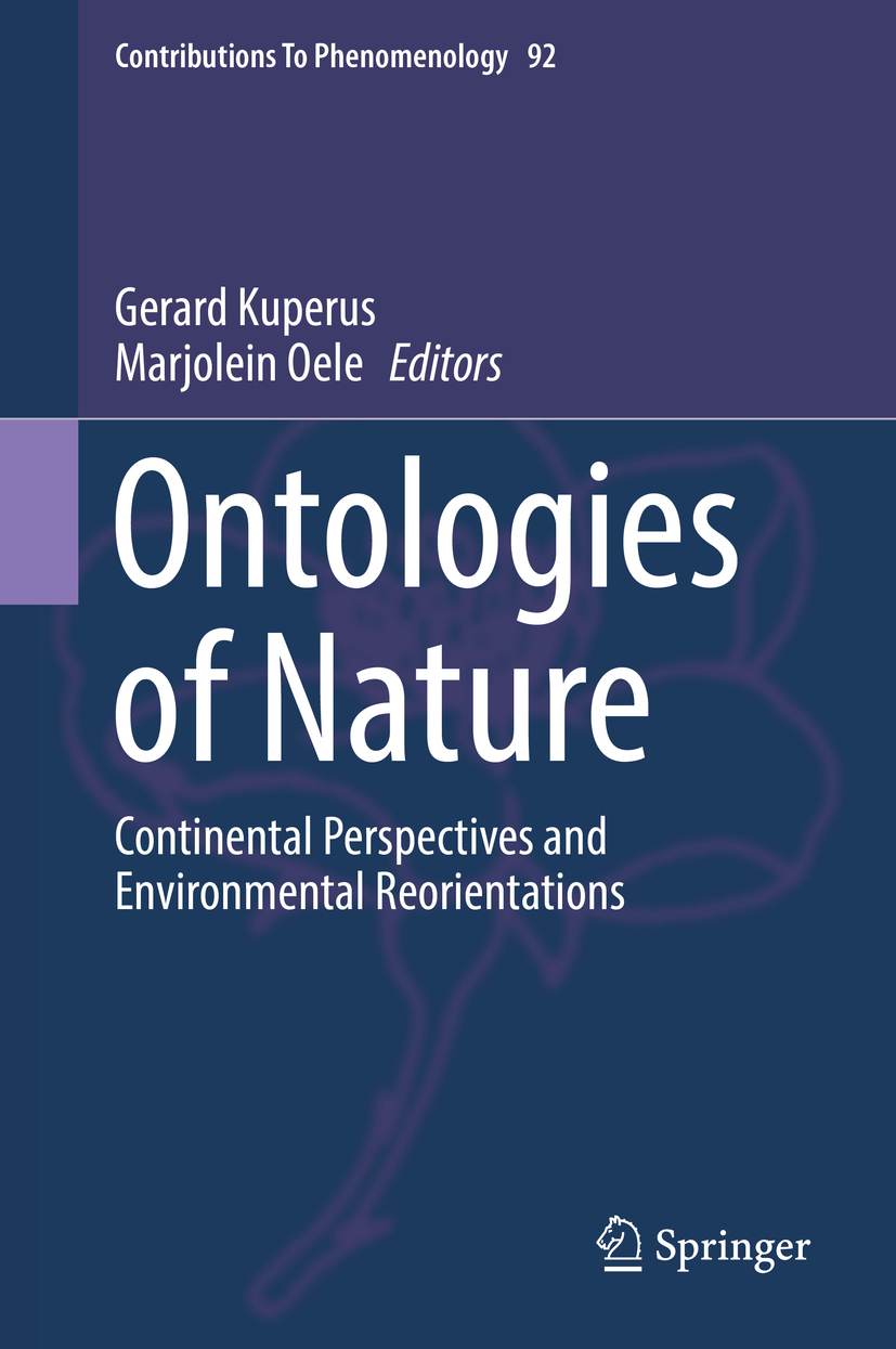 Kuperus, Gerard - Ontologies of Nature, ebook