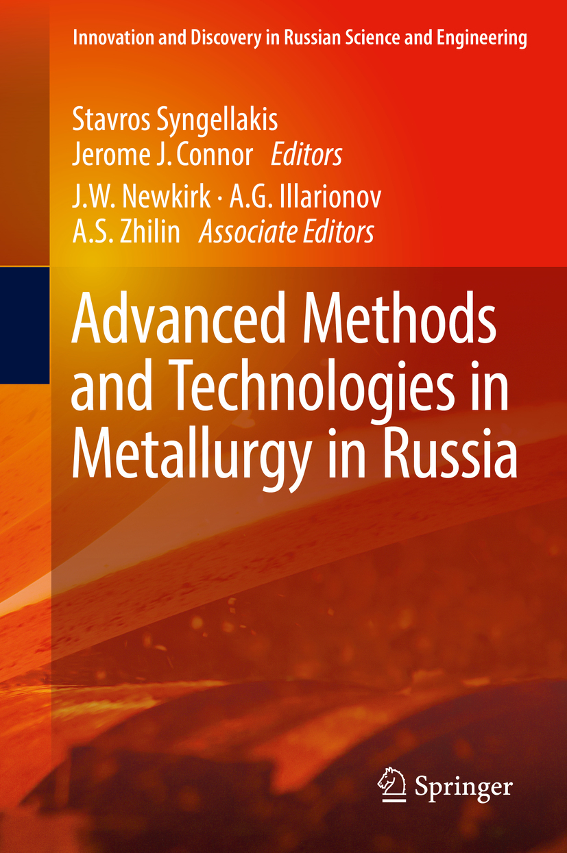 Connor, Jerome J - Advanced Methods and Technologies in Metallurgy in Russia, ebook