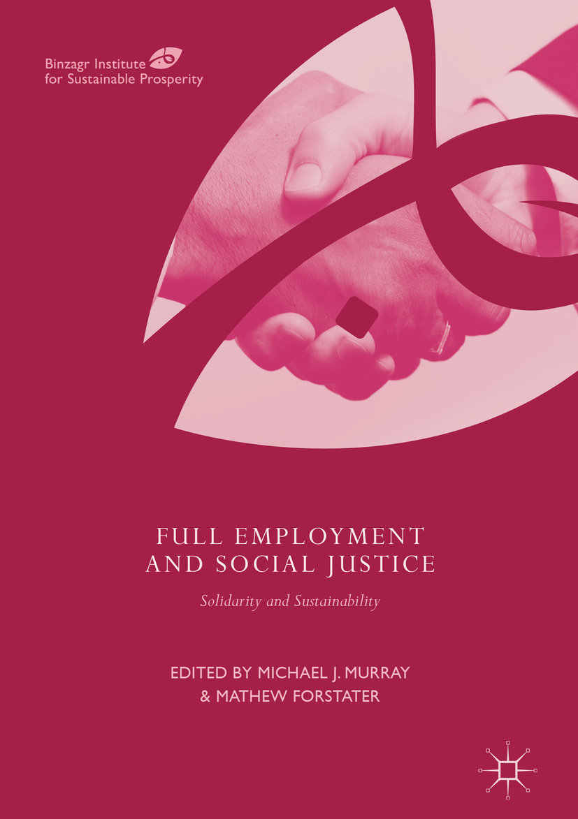Forstater, Mathew - Full Employment and Social Justice, ebook