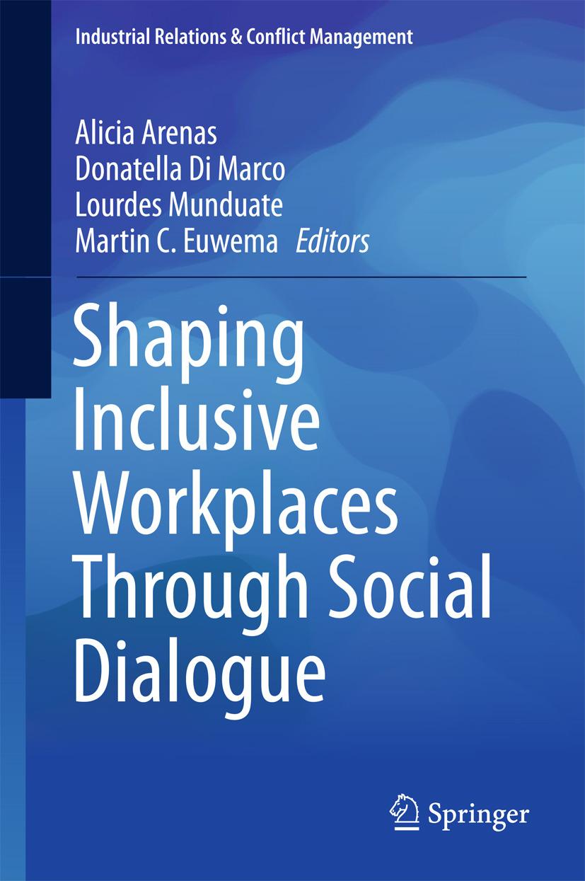 Arenas, Alicia - Shaping Inclusive Workplaces Through Social Dialogue, ebook