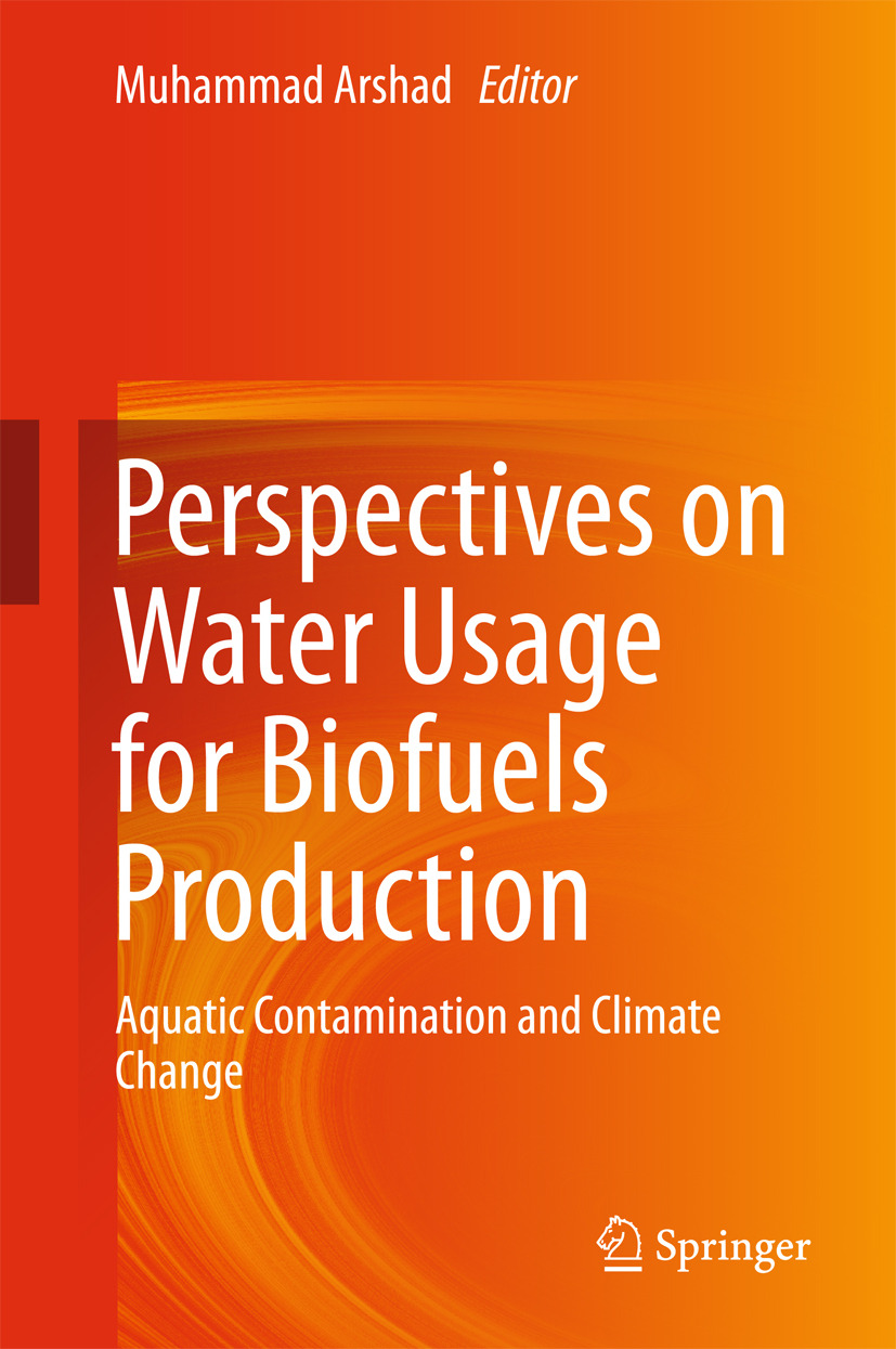 Arshad, Muhammad - Perspectives on Water Usage for Biofuels Production, e-kirja