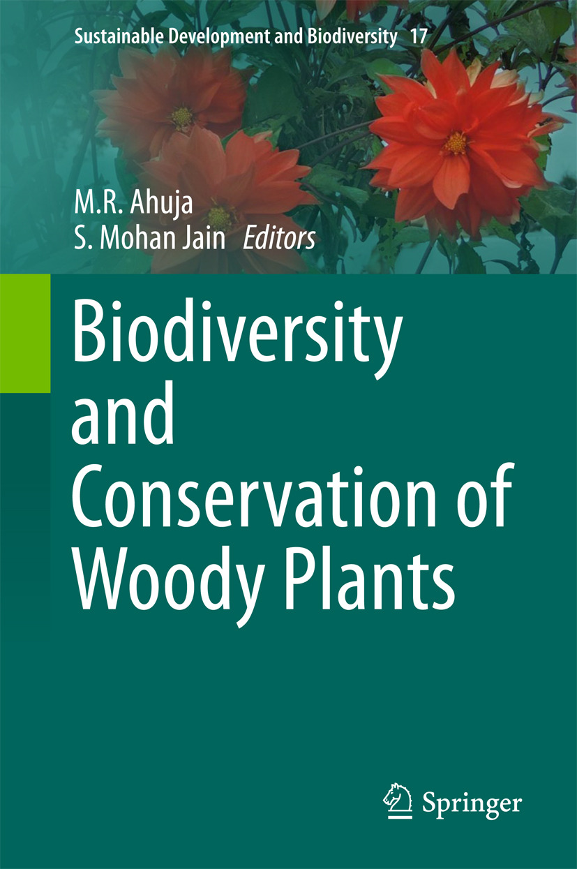 Ahuja, M. R. - Biodiversity and Conservation of Woody Plants, ebook