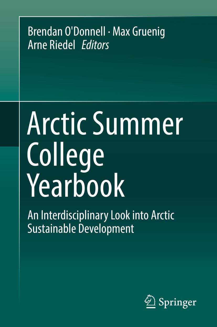 Gruenig, Max - Arctic Summer College Yearbook, ebook