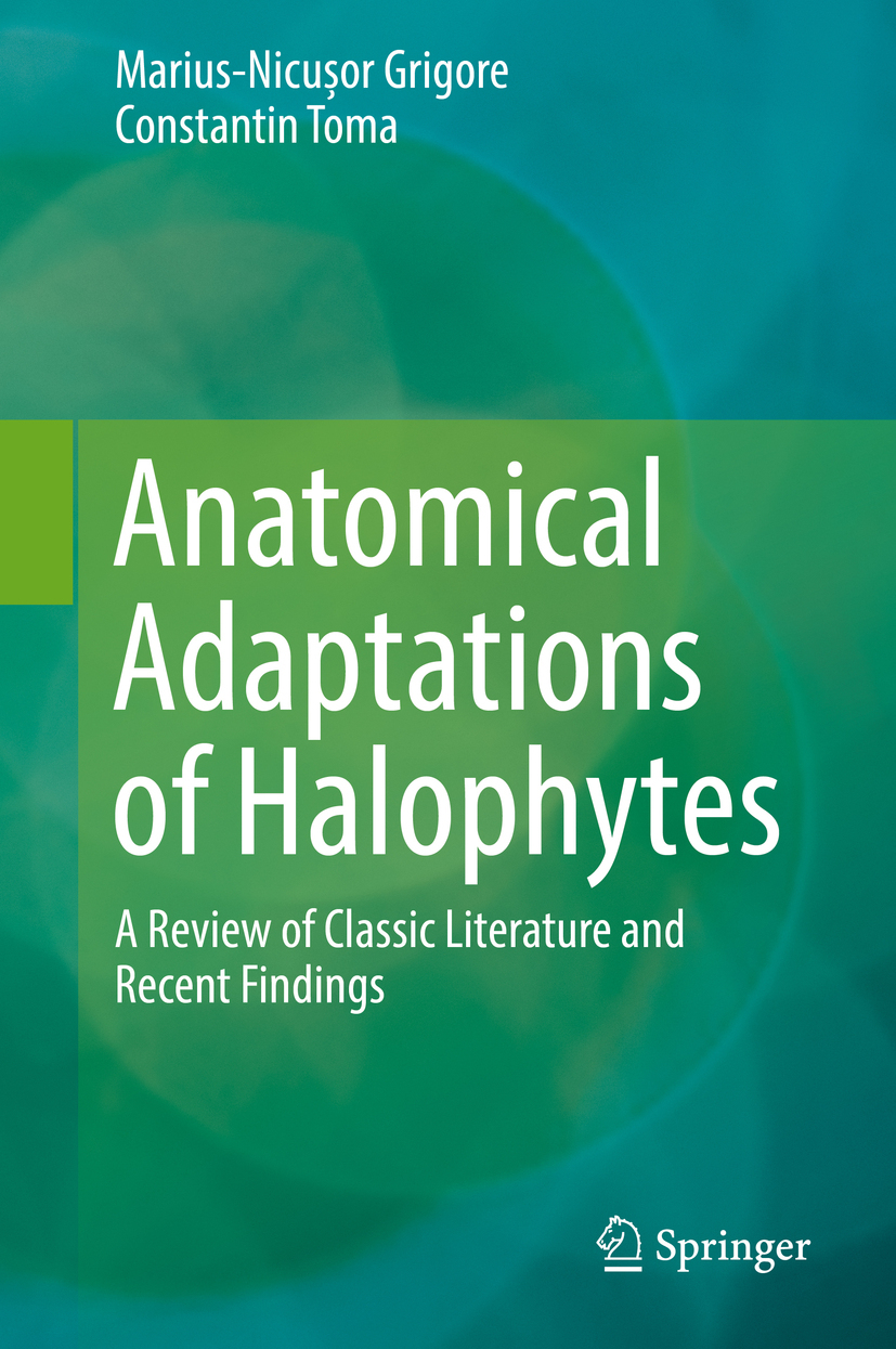 Grigore, Marius-Nicușor - Anatomical Adaptations of Halophytes, ebook