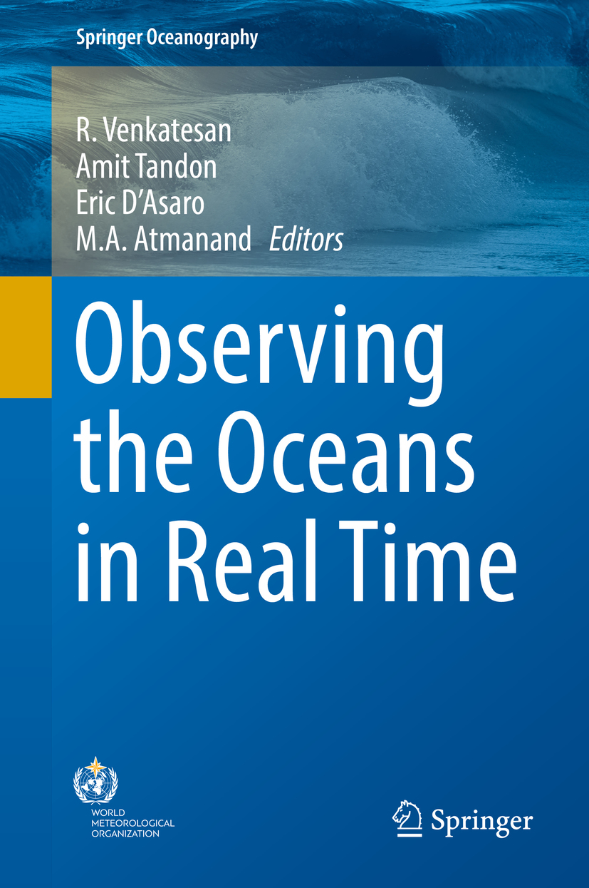 Atmanand, M. A. - Observing the Oceans in Real Time, e-bok